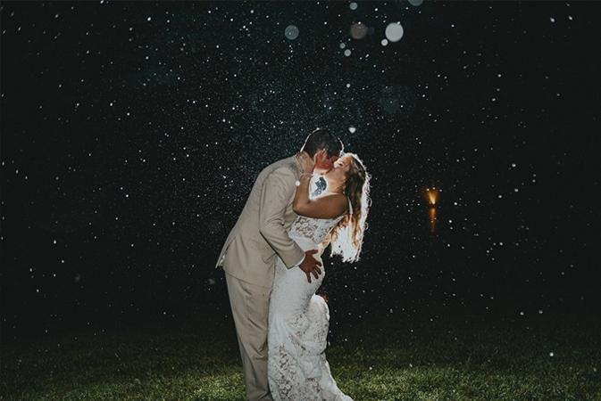 A photo of Elle & Jake - Burdoc Farms wedding